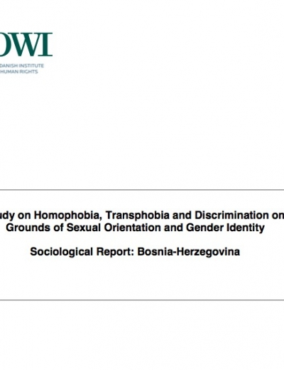 essays on sexual orientation discrimination